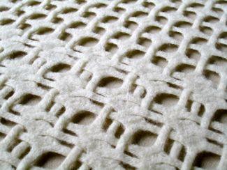 Felted Lace - inspiring textiles; surface pattern ideas // Pauline Verbeek Cowart