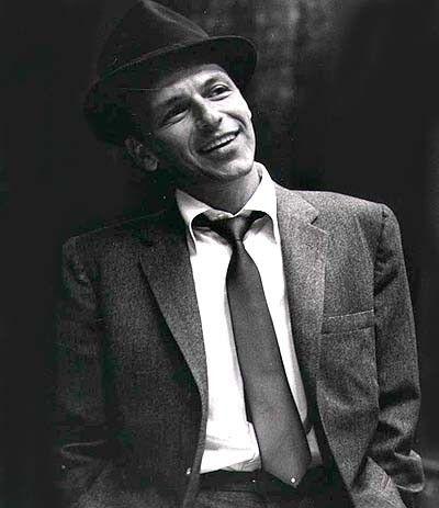 OMG! Frank Sinatra.