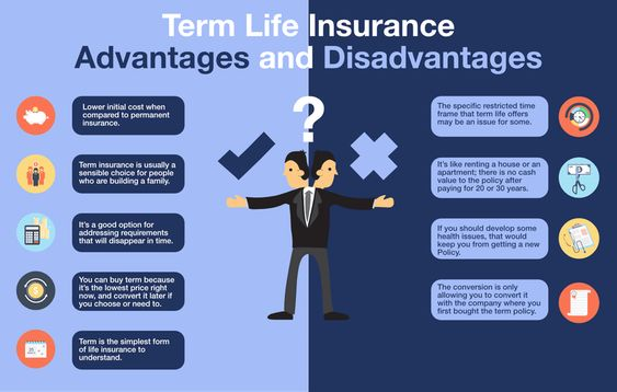 Two Types Of Life Insurance Term Vs Permanent Life Insurance Insurance Term Life Permanent Life Insurance
