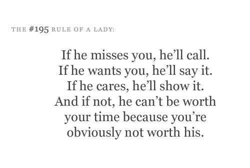 So very very true!