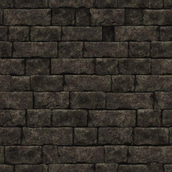 Wallpaper Stone Wall - WallpaperSafari  |Interior Textured Wall Tile