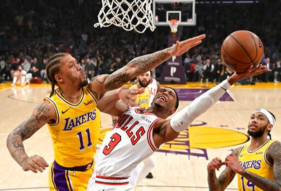 LA Lakers vs Chicago Bulls