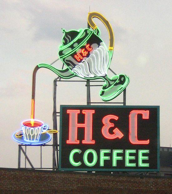 H Coffee • Roanoke, Virginia