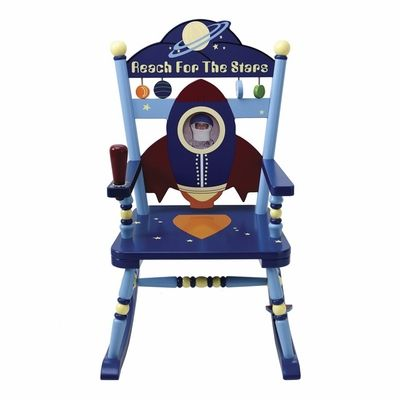 Rocket Ship Rocking Chair Anton S Room Pinterest Rocking Chairs Rocker
