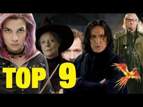 Top 9 Der Machtigsten Mitglieder Des Orden Des Phonix Youtube Orden Des Phoenix Harry Potter Universe Youtube