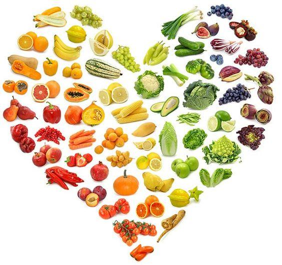 hartje groente/fruit