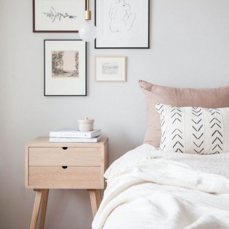 Today's trendiest neutral, grey is a shade that works in practically every room…