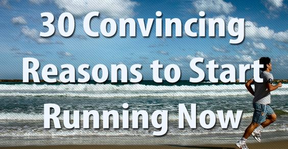 30 Convincing Reasons to Start Running Now | Greatist