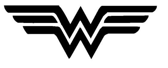 Wonder Woman Template - Invitation Templates