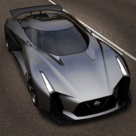 New GT-R will be 'front-engined 2+2 hybrid. What do you think?  #R36 #GTR #Nissan