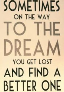 ...keep dreaming~