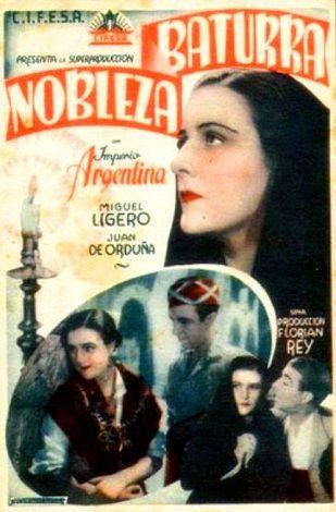 Nobleza Baturra - 1935: