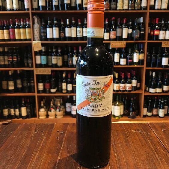 Rượu Vang Baby Barbera D'Asti 2015
