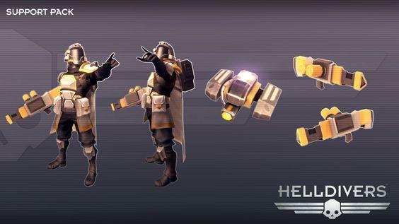 Co-Optimus - News - Helldivers DLC Drops Today