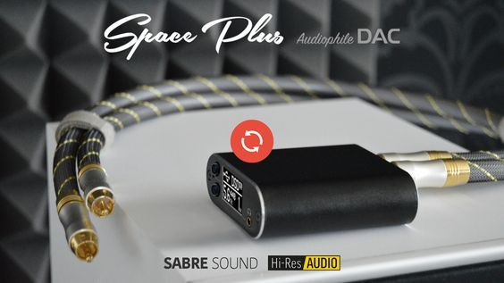 NEW! Space Plus Returned - ESS Sabre32 DSD/DXD DAC project video thumbnail