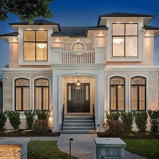 27 Stunning Modern Dream House Exterior Design Ideas House Designs Exterior Classic House Exterior Classic House Design