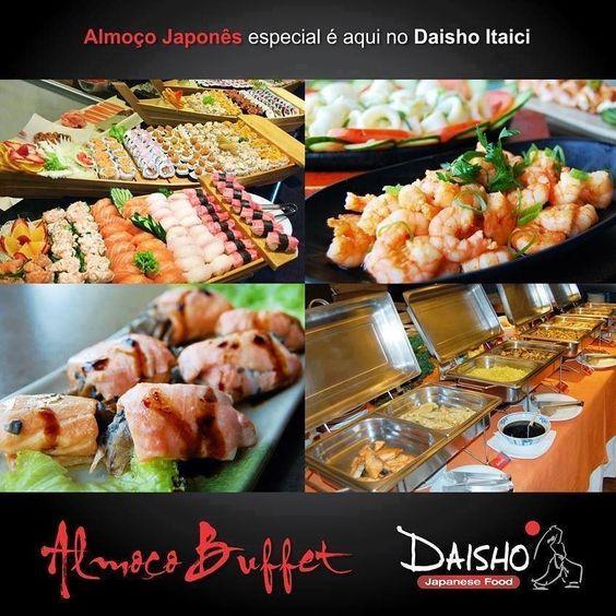 Confira a grande variedade em pratos orientais quentes e frios incluindo os melhores e mais frescos cortes de sushi e sashimi na Daisho. Acompanhe na Revista DÁvila as matérias semanais da AG Arquitetura e também de todos os outros parceiros. http://ift.tt/1UOAUiP (link na bio).