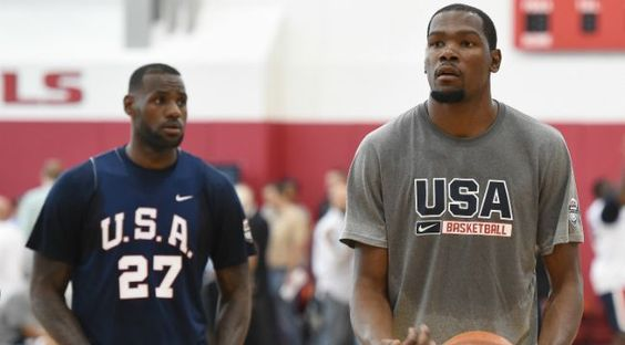 Picking The Best 12-Man Roster For The USA Olympic Basketball Team