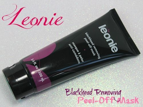 Leonie Blackhead Removing Peel Off Face Mask