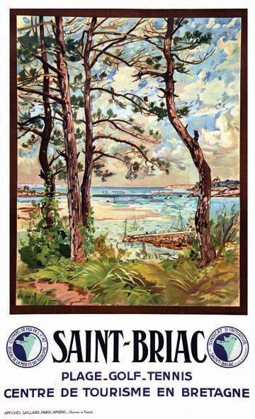 Saint Briac vers 1930