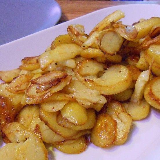 Bratkartoffeln sülze martina mit moritz und Rheinisches Sauerfleisch,