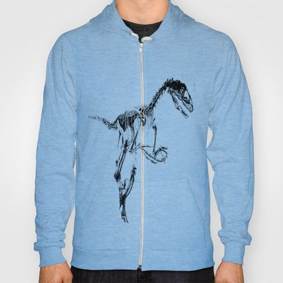 Raptor (graphic)  Hoody by I Take Pictures Sometimes - $38.00