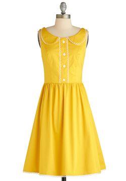 Dandelion Hearted Dress