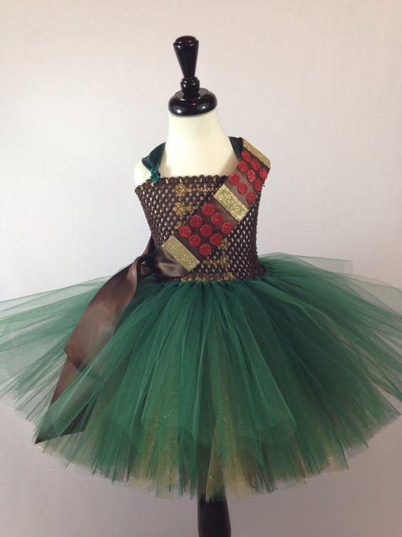 Zarina the Tinkerbell Pirate Fairy Tutu par JustaLittleSassShop