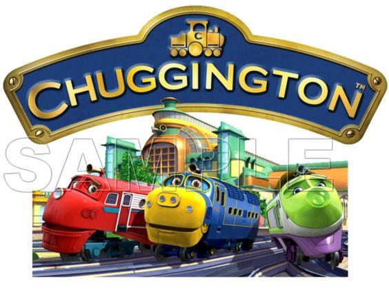 chuggington characters - Google Search