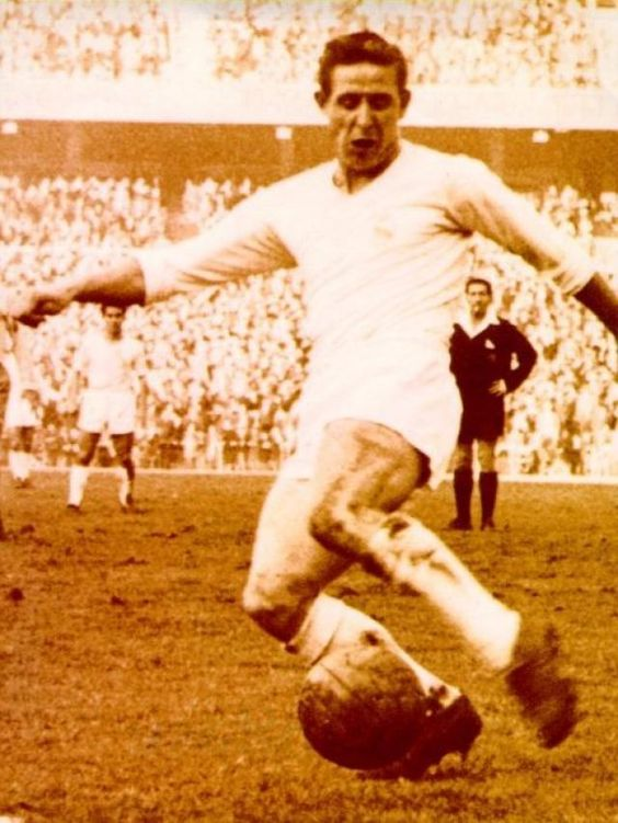 Raymond Kopa, Real Madrid