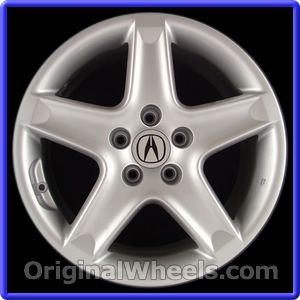 OEM 2006 Acura TL Rims - Used Factory Wheels from OriginalWheels.com #Acura #AcuraTL #TL #2006AcuraTL #06AcuraTL #2006 #2006Acura #2006TL #AcuraRims #TLRims #OEM #Rims #Wheels #AcuraWheels #AcuraRims #TLRims #TLWheels #steelwheels #alloywheels