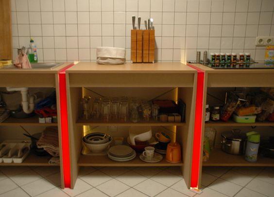 Küche selbst bauen badezimmer Pinterest - küchenfronten selber bauen