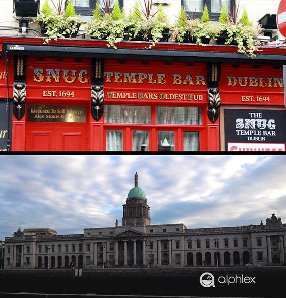 Snuc Temple Bar Dublin Temple Bar Dublin Old Pub Temple Bar