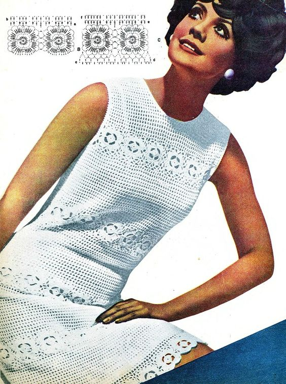 USSR, 60-s - szovjet divatmagazin a hatvanas évekből