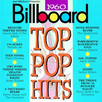 Google Image Result for http://1.bp.blogspot.com/-zFpZFFkI5a4/T_YzkKlP8aI/AAAAAAAADy8/5V2f0oAYmPM/s390/Billboard-Top-Pop-Hits-1960-Audio-CD.jpg