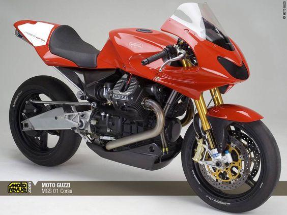 Moto Guzzi Corsa