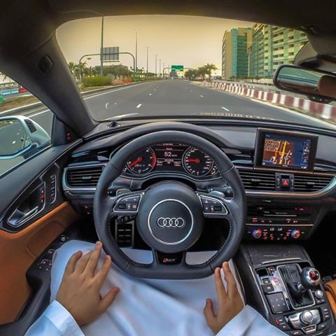 Audi Rs7 Onboard Moment Beutifull Interior Shot In Dubai Arab Emirates One Of The Fastes Audi With Luxury Indv Audi Rs7 Interior Audi Rs7 Luxury Cars Audi