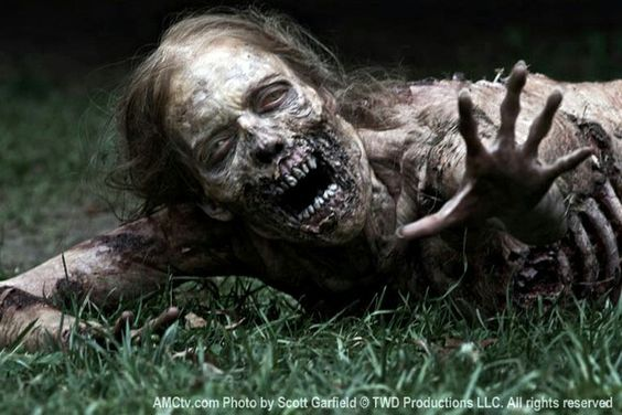 The now classic zombie.  Like/share for #zombies! http://www.helpzombies.com