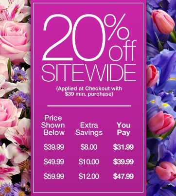 flowers plants and gifts coupons