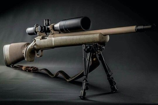Vang precision Remington 700