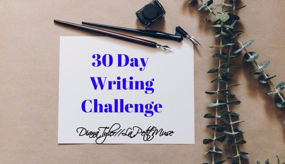 30 Day Writing Challenge: Days 14-18