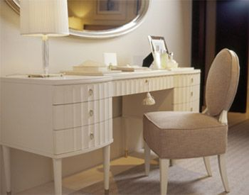 Henredon Barbara Barry ladies writing desk. May be too large for space