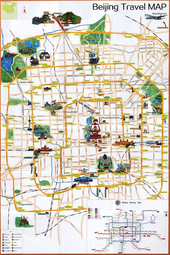 httpsflickrpNP1rHM – Beijing Travel Map