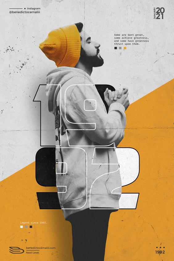 Poster Designs - Vol. 4 on Behance