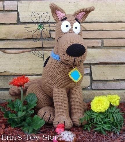 Toys, Patterns and Scooby doo on Pinterest