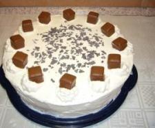 Rezept Domino Sauerkirschtorte von Küchenzwergi - Rezept der Kategorie Backen süß