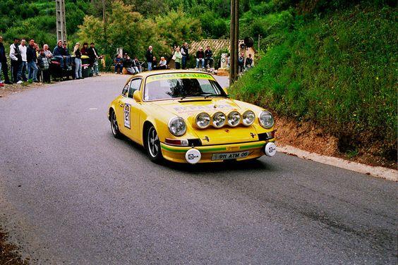 911 Rally car  1973