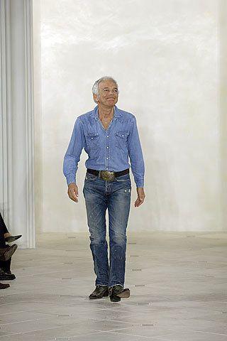 Ralph Lauren Spring 2007 Ready-to-Wear Fashion Show - Valentina Zelyaeva