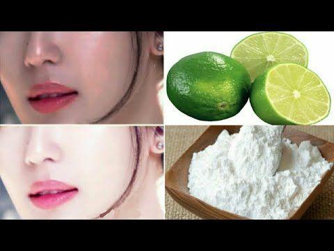 النشا والليمون معجزة لبشرة ناصعة البياض من اول استعمال يفتح لون البشرة والجسم حتى لو سواد سنين Youtube Park Jimin