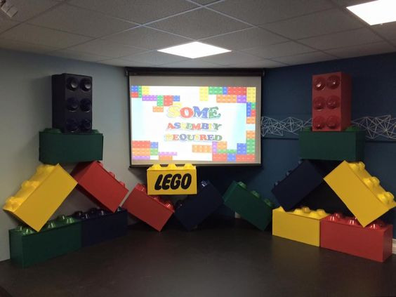 Lego: Connect with God Kidz Church/ Children's Church Series. Lego ...